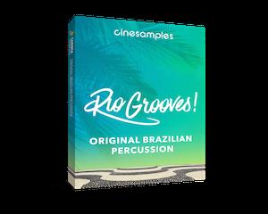 Download Cinesamples - Rio Grooves KONTAKT Library