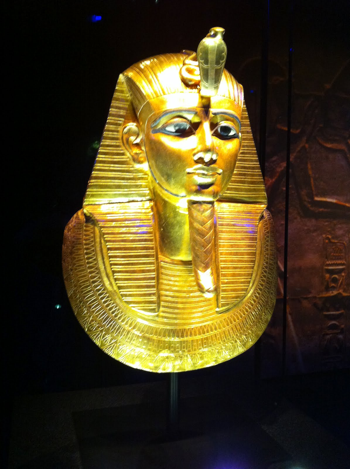 123 best images about Egyptian Jewelry on Pinterest ... |King Tut And His Treasures