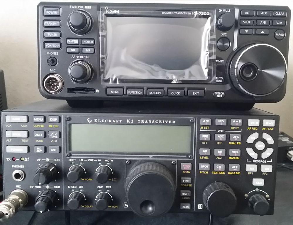 icom 7300 | Radioamateur ch