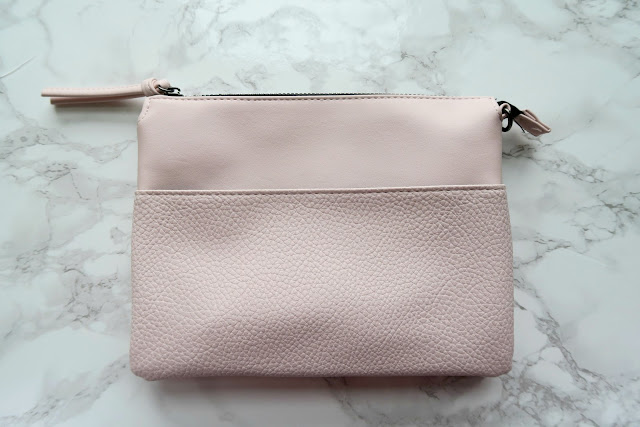Light pink bag