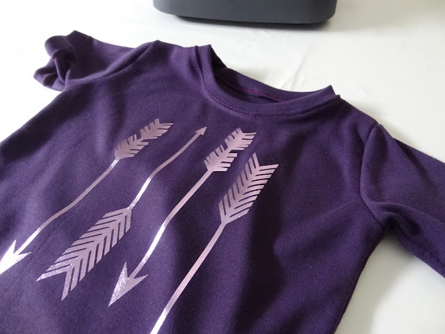 Tshirt with arrows
