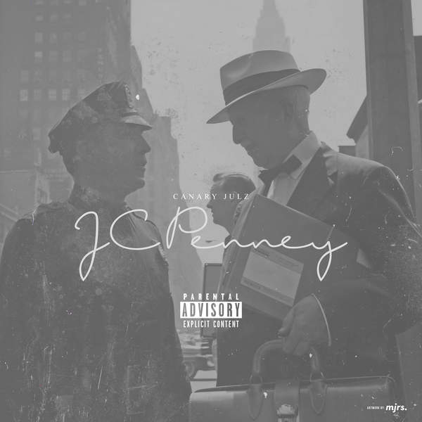Canary Julz - JcPenney - Single Cover