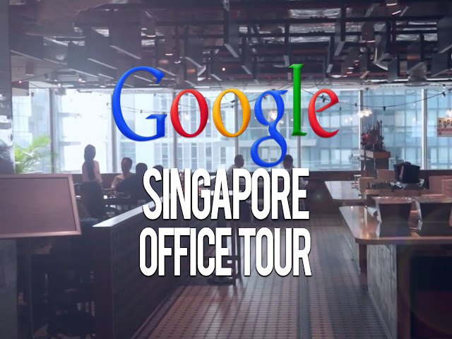 Google Singapore Office Tour 2016