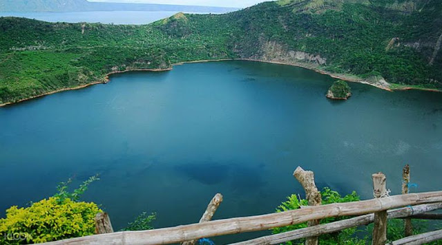 taal volcano how to get there