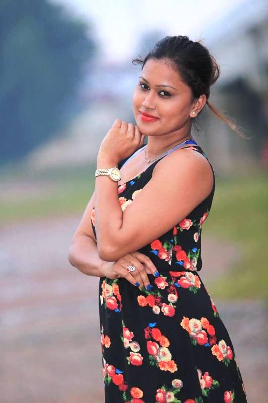 Chathu Paba Bikini Photos