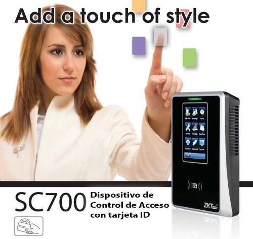 acceso biometrico