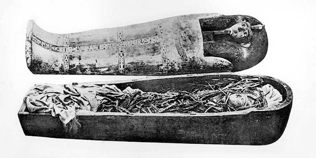egyptian mummies coffins - photo #28
