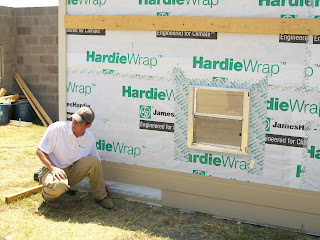 Dostie Homes Building Product Showcase James Hardie