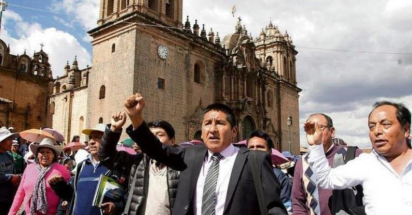 SUTER Cusco se mostró a favor de revisar los estatutos de la Derrama Magisterial