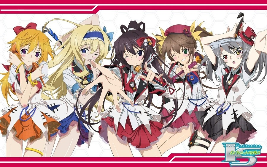 Infinite Stratos ( Season 2 ) [BD] Sub Indo : Episode 1-12 END