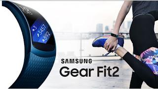 Prueba la pulsera de Samsung Gear Fit2