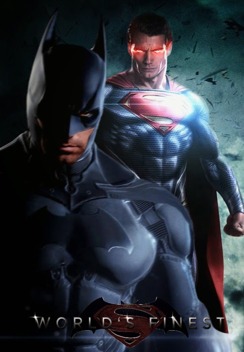 Fan Made Poster - World's Finest