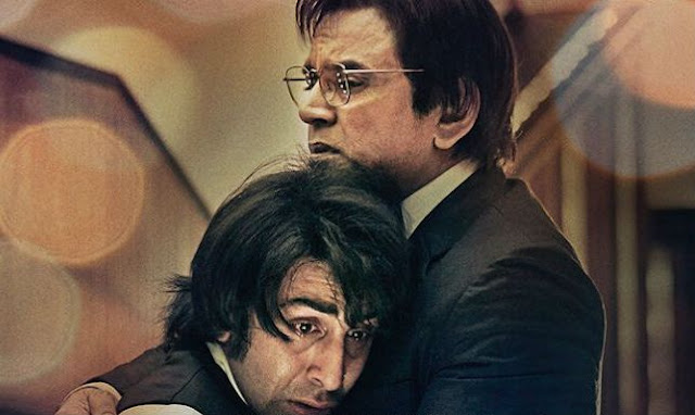 Paresh Rawal as Sunil Dutt in Sanju
