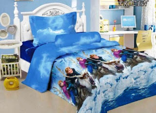 Sprei Kintakun Luxury Frozen