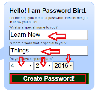 Passwordbird,How to Make Strongest Password (Password Generator),make strong password,gmail password strong,how to make strong password,how to generate strong password,online password generator,forget password,create strong password,difficult password,hard pass key,make hard password,pass key,passcode,account password,best strong passwords,make,made,create,generate,long password,very hard password,strongest password,password generator