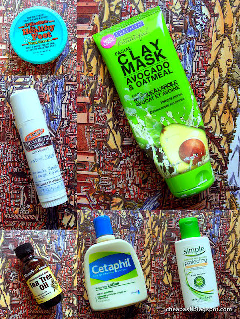 My cheap favorites: the best skincare under $15