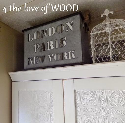 Chalk Paint On Kitchen Cabinets Durability: 4 The Love Of Wood: NO WAX USED ON CHALK PAINT