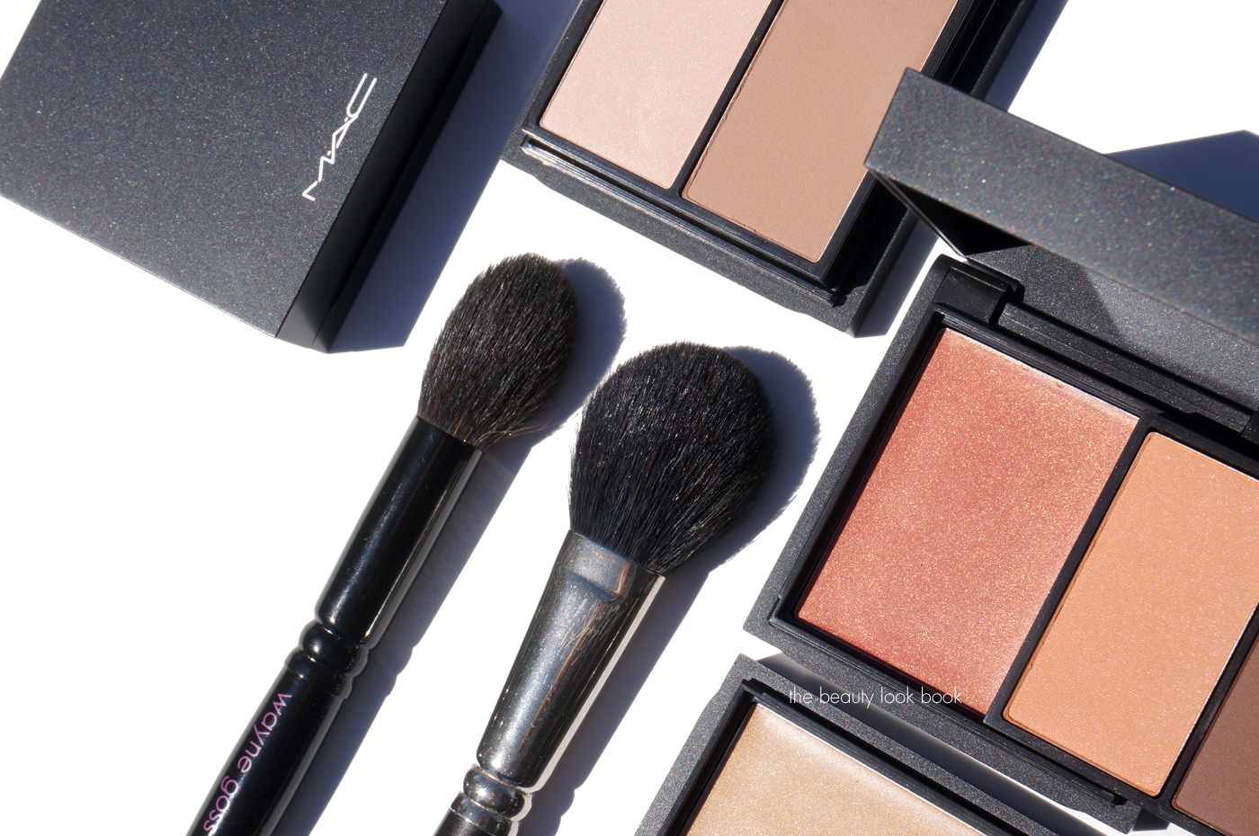 MAC All the Right Angles Contour Palettes | The Beauty Look Book