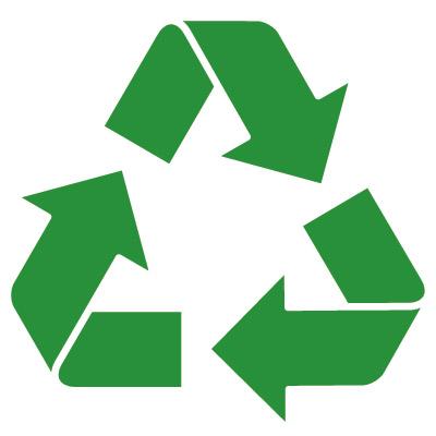 Ulasan Emblem Kitar Semula Plastik