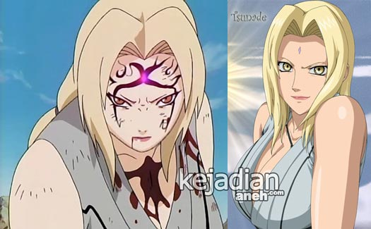 5 Fakta Unik Nona Tsunade Dalam Serial Anime Naruto