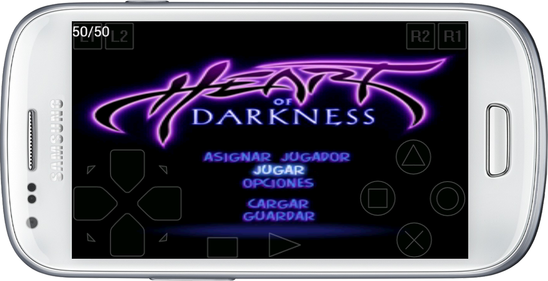 Heart of Darkness Español | Android | Ps1