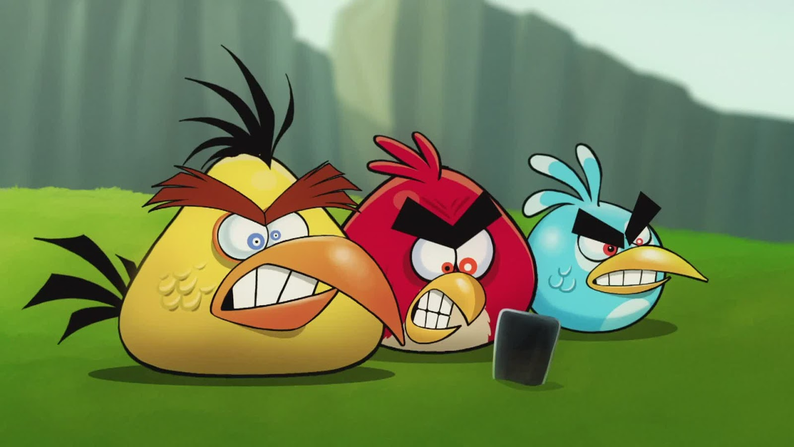 Wallpapers HD: 145 Wallpapers Angry Birds HD Backgrounds