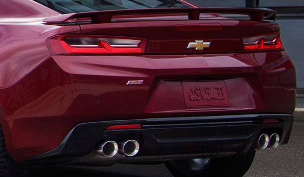 Chevrolet Camaro 2017 Canada