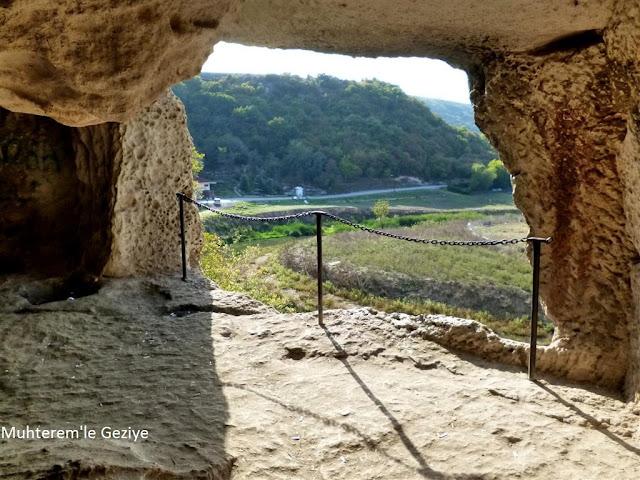 çatalca mağaraları manzara