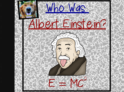 teaching Einstein