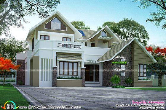 Stylish and beautiful modern home