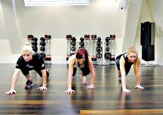 Zuu disciplina entrenamiento mujeres