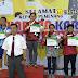 5 Medali Perunggu Berhasil Diraih Atlet Karate Dojo Polres Nias di Sumut