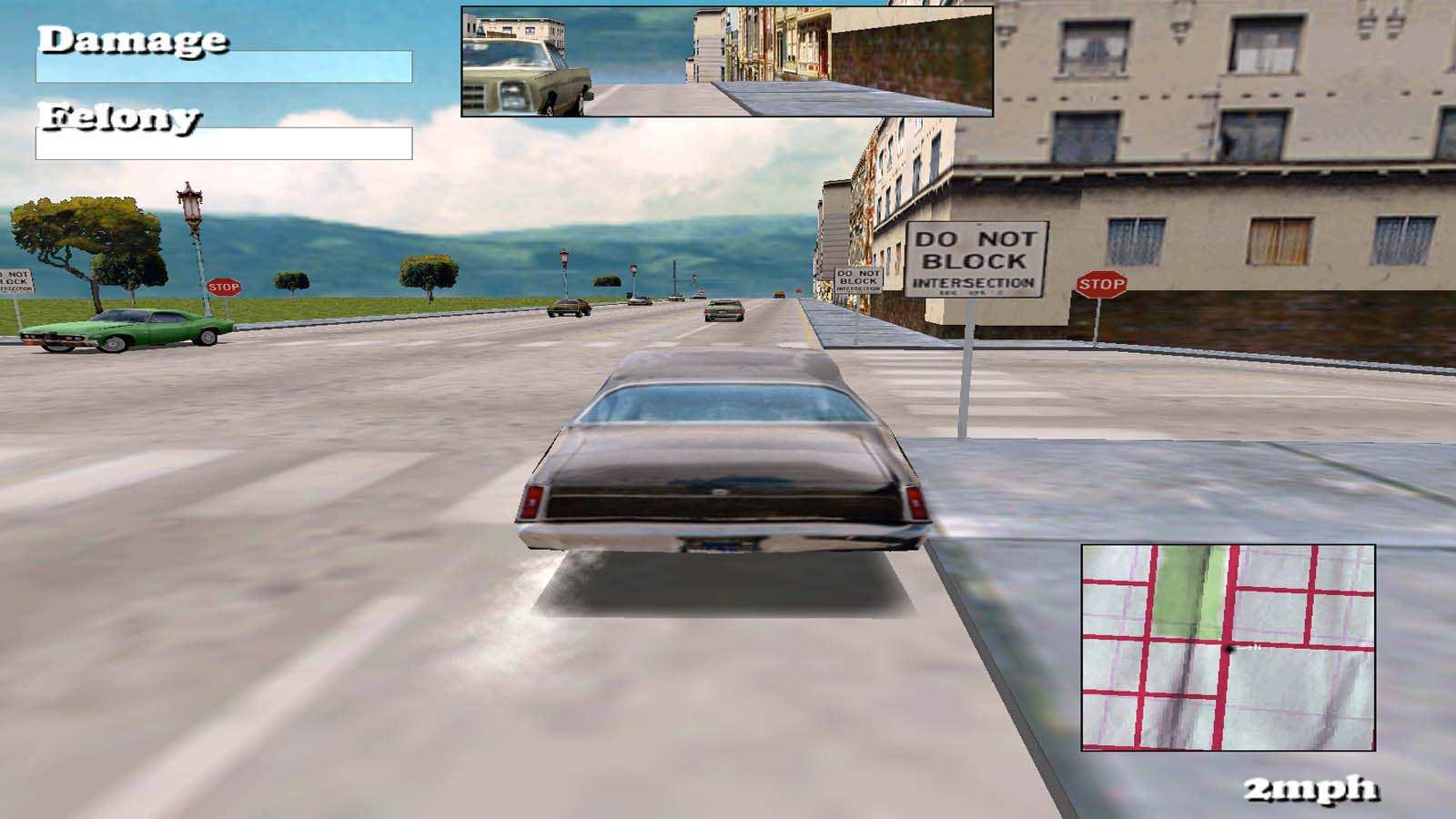 تحميل لعبة Driver مضغوطة برابط واحد مباشر + تورنت كاملة مجانا