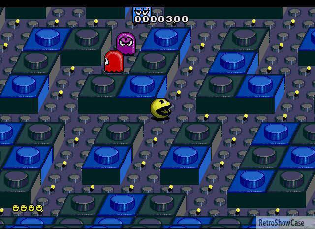 Eικόνα από την έκδοση για Sega Mega Drive