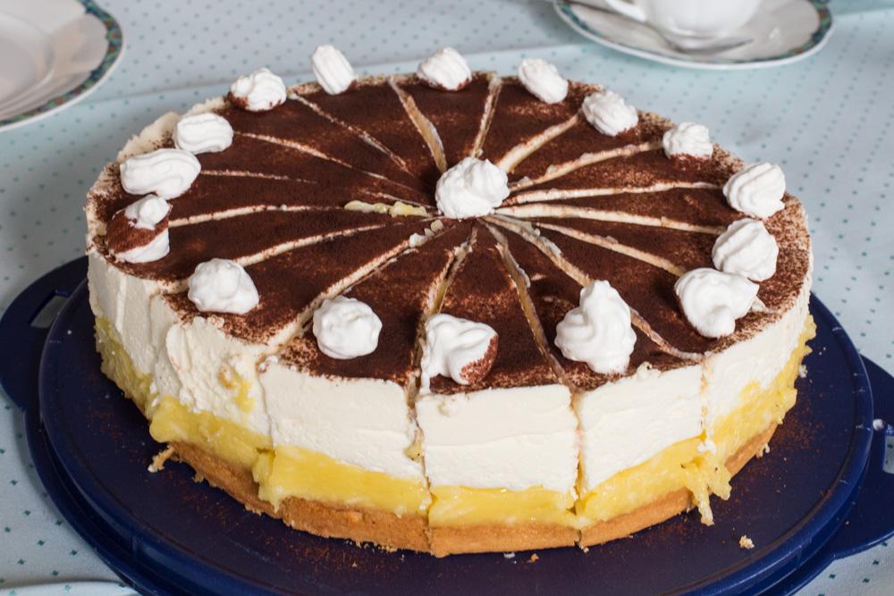 Karsten S Blog Apfel Eierlikor Torte