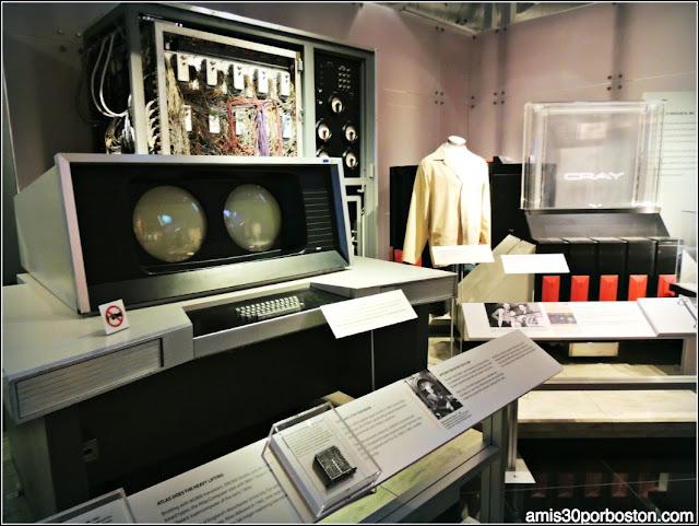 Cray-1, Exposición Computer History Museum
