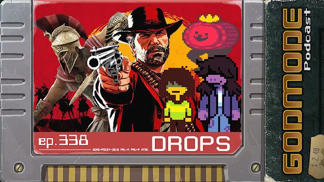 GODMODE 338 - DROPS