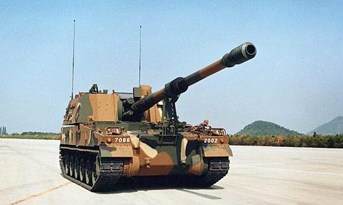 K9-Vajra-T-Howitzers