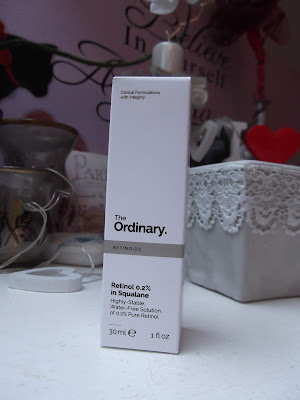 The Ordinary Retinol 0.2% v skvaláne