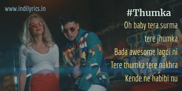 Tere Thumka | Zack Knight | full Audio song Lyrics with English Translation and real meaning and Quotes