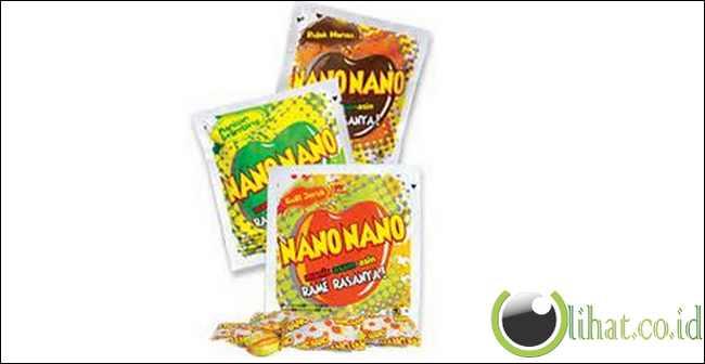 Permen Nano-nano