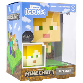 Minecraft Paladone Alex Light Gadget