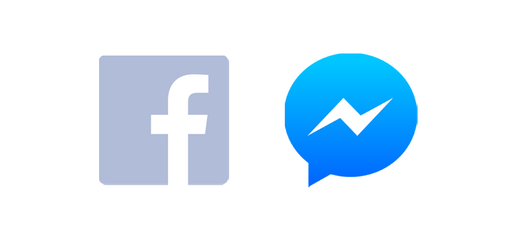 Without Facebook use Messenger
