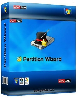 MiniTool Partition Wizard Pro 10.2.2 poster box cover