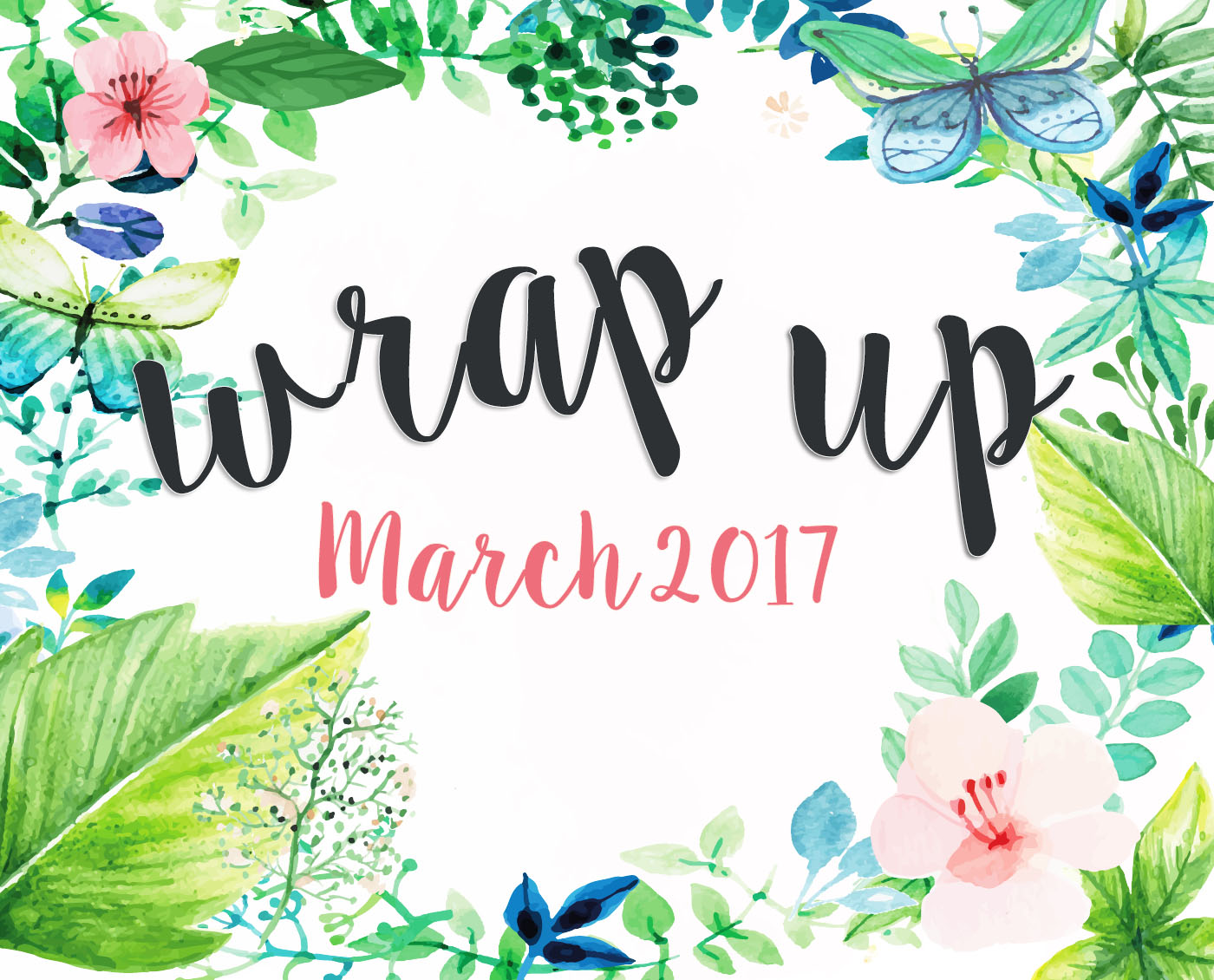 Wrap up march 2017