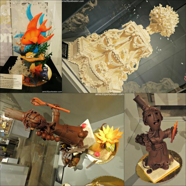 Collage Tartas Museo de Arte Culinario de Providence