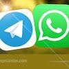 Telegram vs WhatsApp, Mana yang Lebih Unggul?
