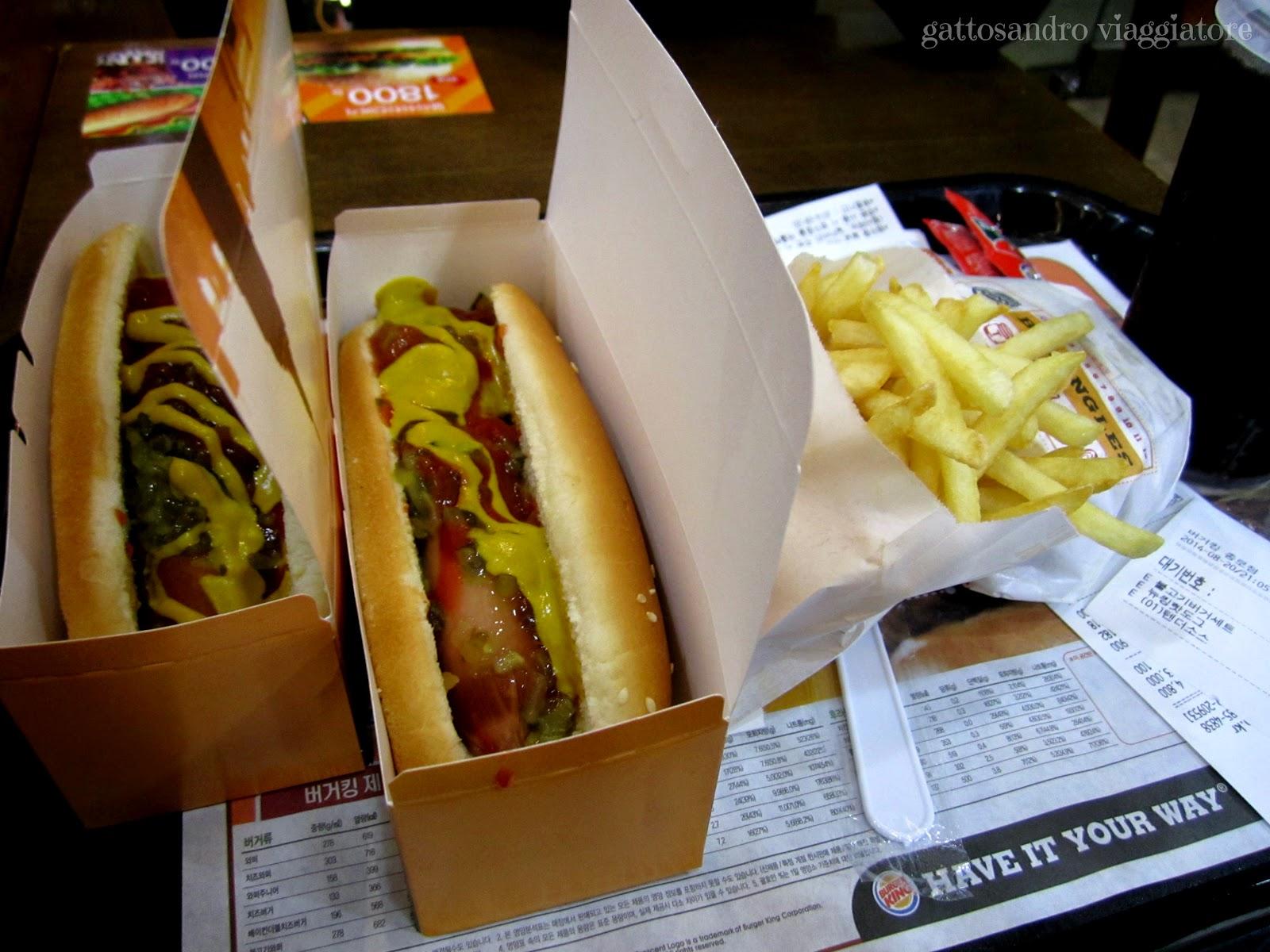 Burger King Seoul