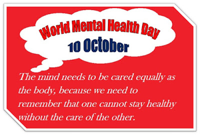 World Mental Health Day Card