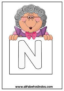 http://www.alfabetoslindos.com/2018/07/letras-em-placas-alfabeto-da-vovo-n.html